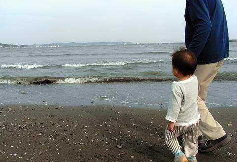 はじめての海